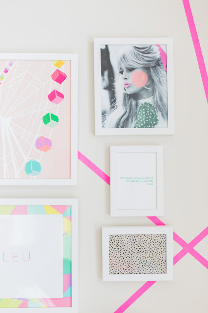 A SUPER GIRLY PASTEL WORK SPACE TOUR | Pastel Office Space | Home Office | Girly Home Office