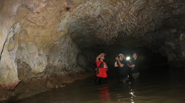 Gua Pancur Eksplorasi Perut Bumi Pegunungan Kendeng di Pati