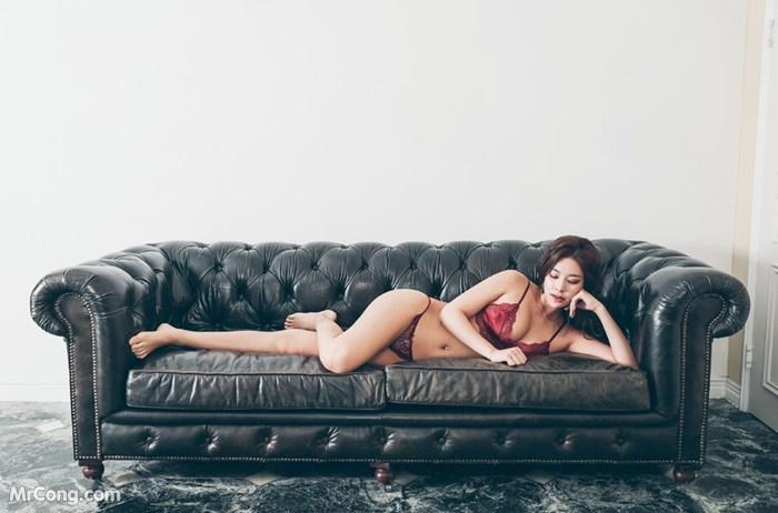 Image Korean-Model-Kwon-Soo-Jung-MrCong.com-017 in post Người đẹp Kwon Soo Jung trong bộ ảnh nội y tháng 10/2017 (195 ảnh)