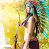 Hot girl thổ dân nude toàn bộ vòng 1 – gây bão mạng xã hội