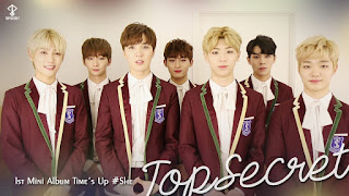 Lyric : Top Secret - Up & Down
