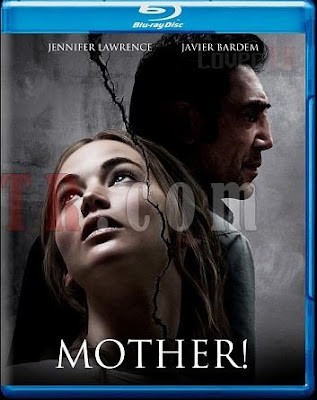 Mother! 2017 Eng 720p BRRip 550Mb ESub HEVC x265