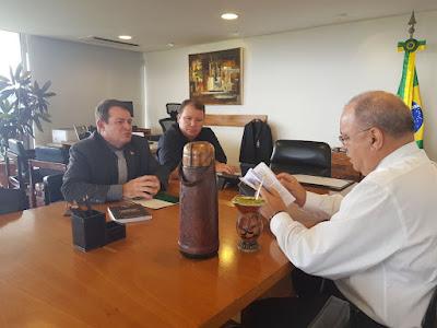 Dr. Neidson participa de reunião com Comissão de Segurança Pública da Unale