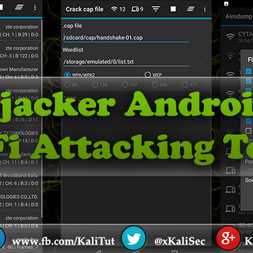 WiFi password cracking using aircrack & kali Linux - KaliTut