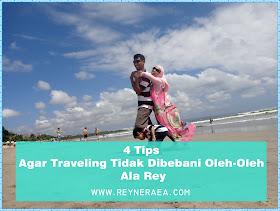 tips agar saat traveling tidak terbebani oleh-oleh