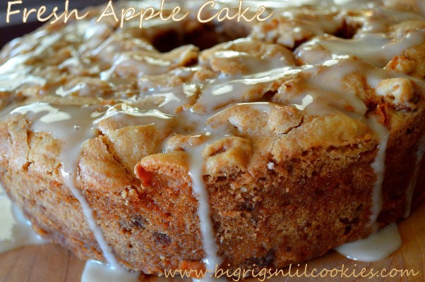 Mommy S Kitchen Recipes From My Texas Kitchen Fresh Apple Cake W