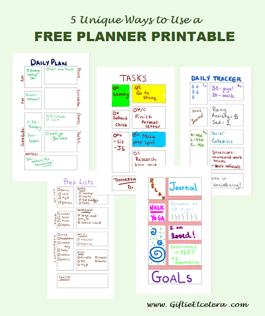 Squares, blank planner printable, printables, planners
