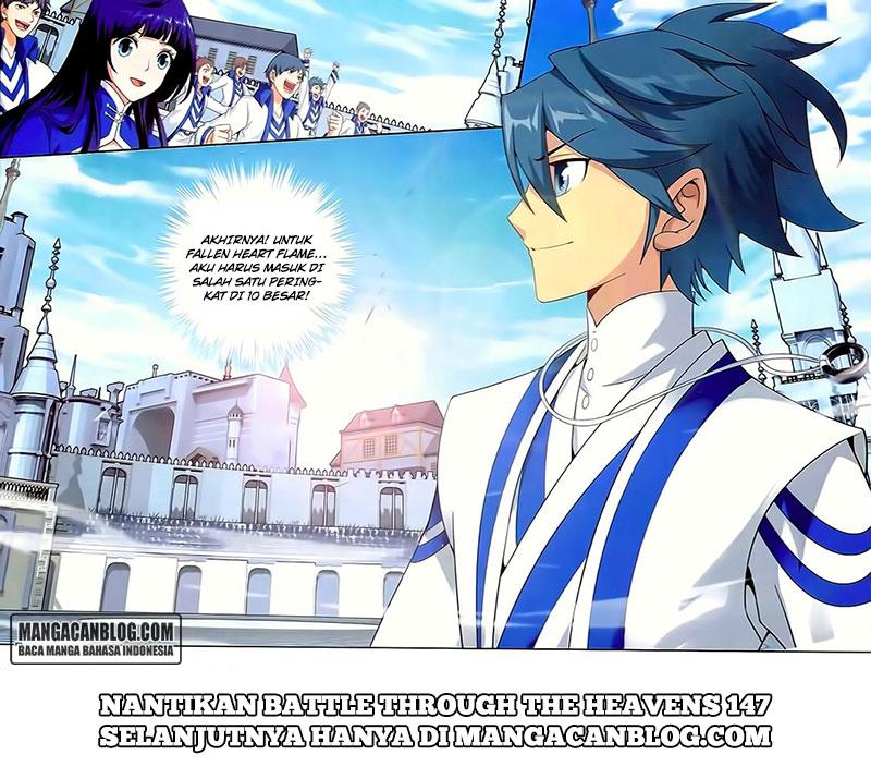 Battle Through the Heavens Chapter 146-44