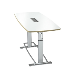 Height Adjustable Confluence Table