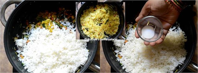 MANGO RICE (மாங்காய் சாதம்) -EASY VARIETY RICE RECIPE- MANGO RECIPES
