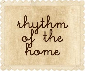 FEATURED IN RHYTHM OF THE HOME