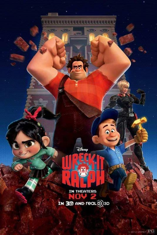 Fred Said Movies Wreck It Ralph