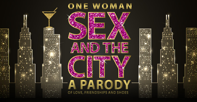 Giveaway: One Woman Sex and the City parody show, 3/1/17 in Detroit