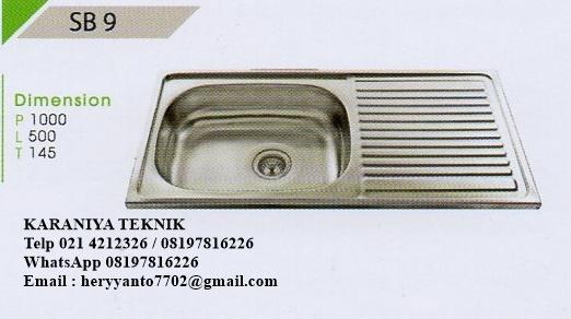 Kitchen Sink Royal Harga Jual Kitchen Sink Royal Seri Sb 9