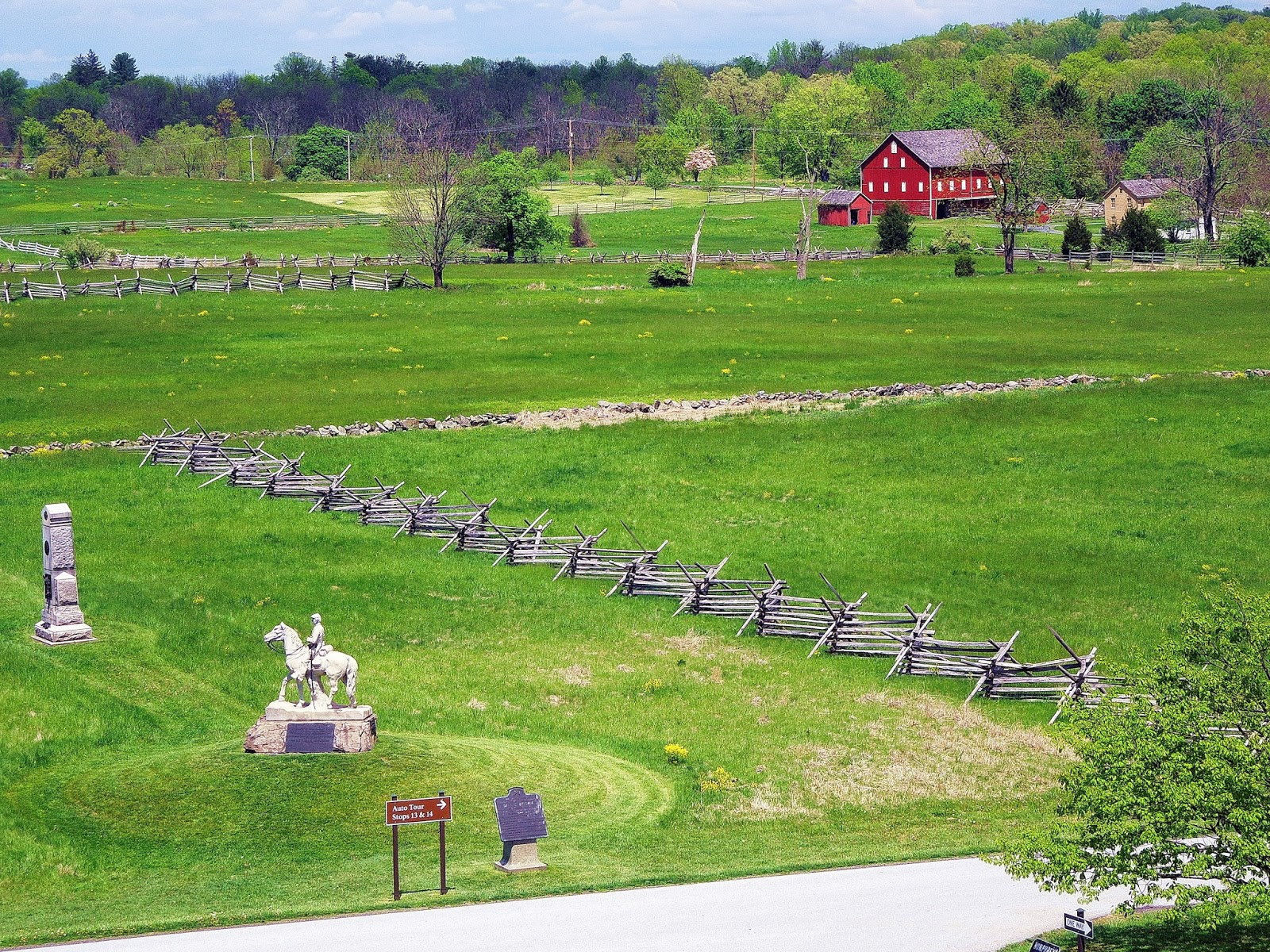 the iconic pennsylvania monument