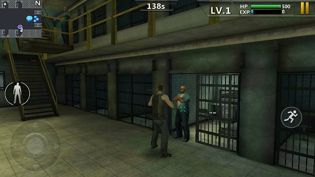 Game Escape : Prison Adventure