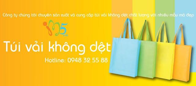 Xưởng sản xuất túi vải không dệt giá rẻ tp HCM