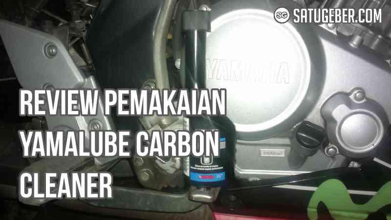 gambar botol Yamalube carbon cleaner untuk motor injeksi dan karburator
