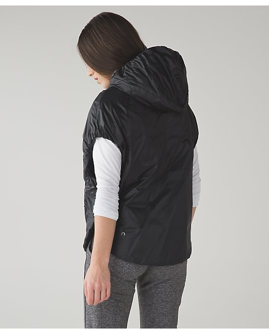 lululemon keep-it-on-the-down-low-vest