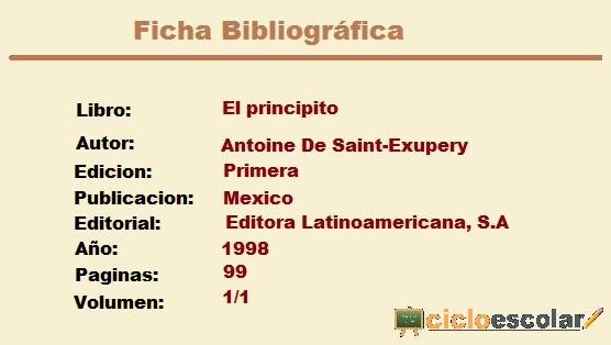 Resultado de imagen para FICHA BIBLIOGRÁFICA