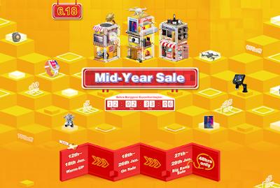 Banggood Mid-Year Sale