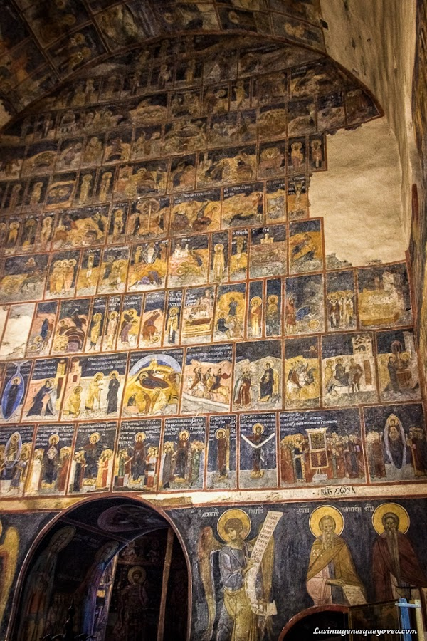 uno de los monumentos más valiosos del arte medieval rumano