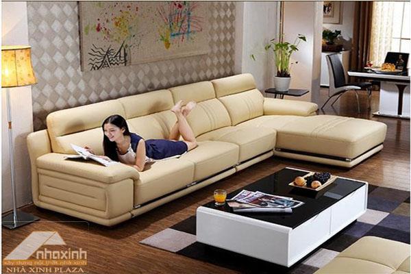 Ghế sofa lý tưởng cho phòng khách