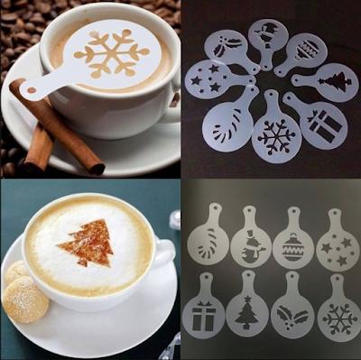 Рисовать кофе