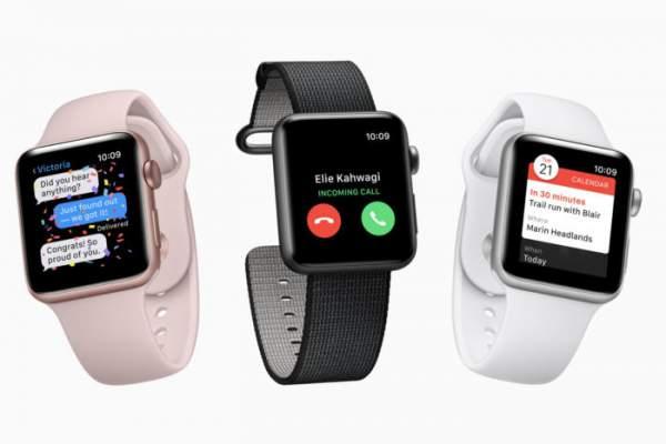 Apple Watch Series 3 - smartwatch untuk wanita