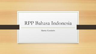 Rencana Pelaksanaan Pembelajaran Bahasa Indonesia Kelas X Materi Observasi