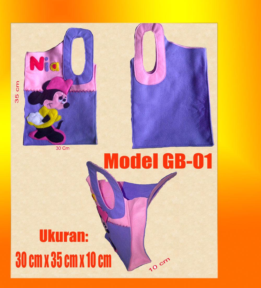 Tas Lucu Untuk Anak Produsen Tas Flanel Lucu Anak