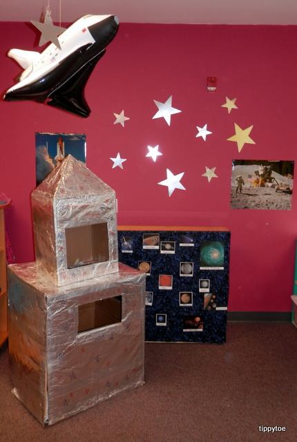 nasa mission control dramatic play ideas - photo #10