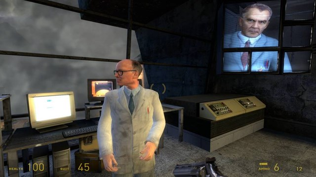 Half Life 2 Episode 2 Free Download PC Gameplay