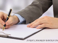 Terbaru! Contoh Surat Lamaran Kerja dalam Bahasa Inggris dan Artinya