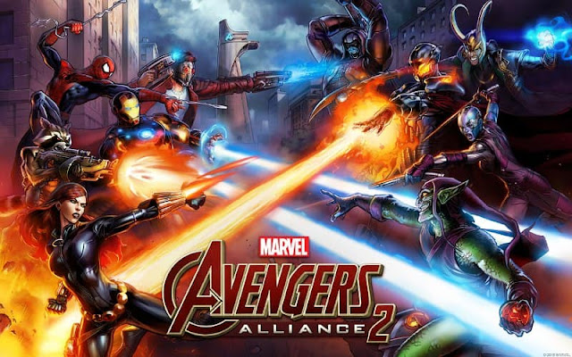 Marvel Avengers Alliance 2 Android