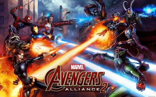 Marvel Avengers Alliance 2 Android