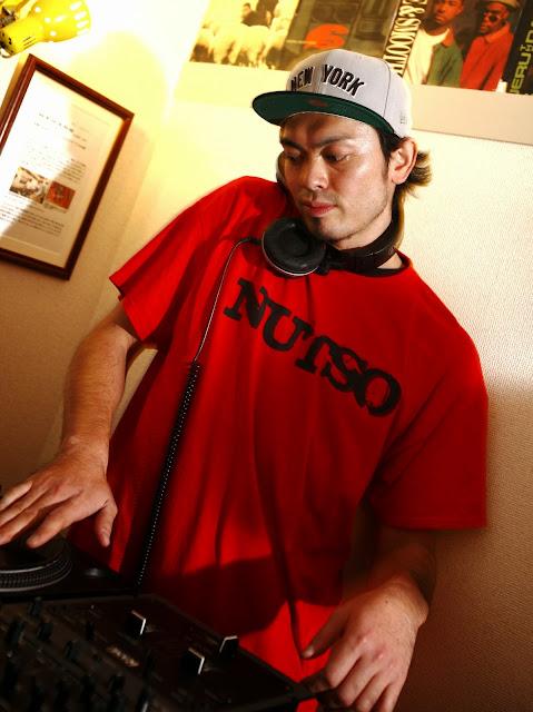 DJ YASU アーティスト写真 @ VIBESRECORDS