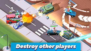 Crash of Cars Mod Apk v1.1.34 Full version (Unlimited Money+Diamonds)