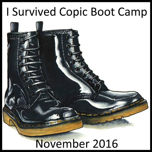 Boot Camp Surviver
