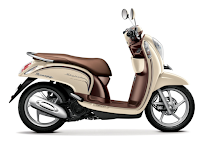 Honda Scoopy eSP Stylish Cream