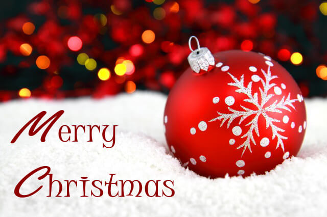 Happy Merry Christmas Day Wallpaper