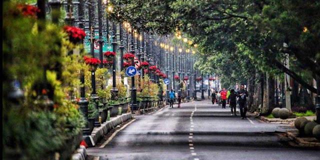 Wisata Jalan Dago Bandung 2017