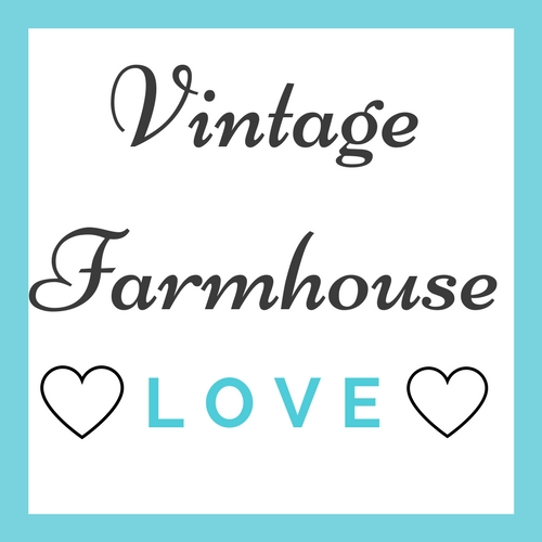 Vintage Farmhouse Love