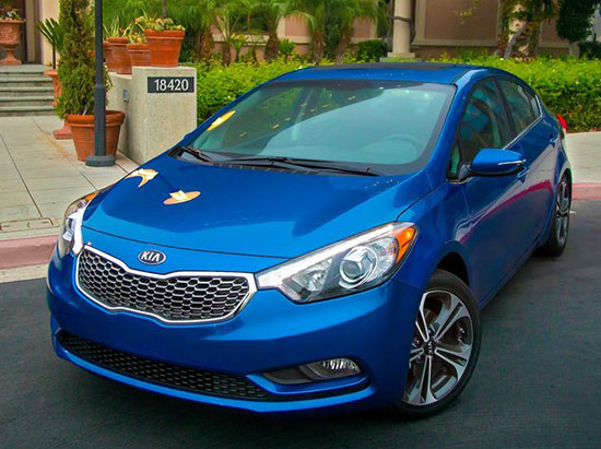 burlappcar 2017 kia forte facelift. Black Bedroom Furniture Sets. Home Design Ideas