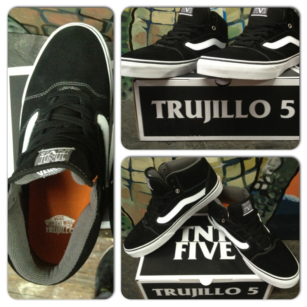 a9df674a59 Vans TNT 5 Mid black white pewter in today.