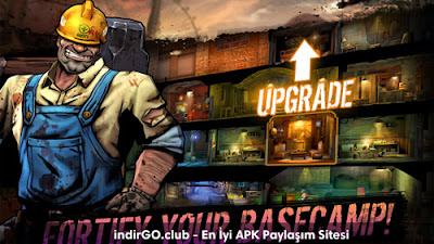 Undead Nation: Last Shelter APK