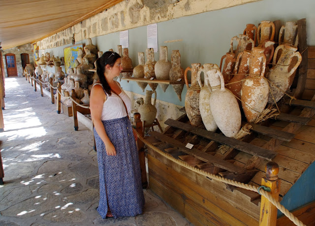 The Bodrum Museum of Underwater Archaeology