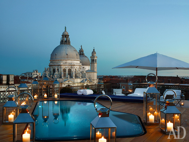 Decor and Travel The Gritti Palace, Venice (Italy)