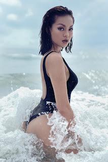 Gái xinh facebook Mai Ngô the face