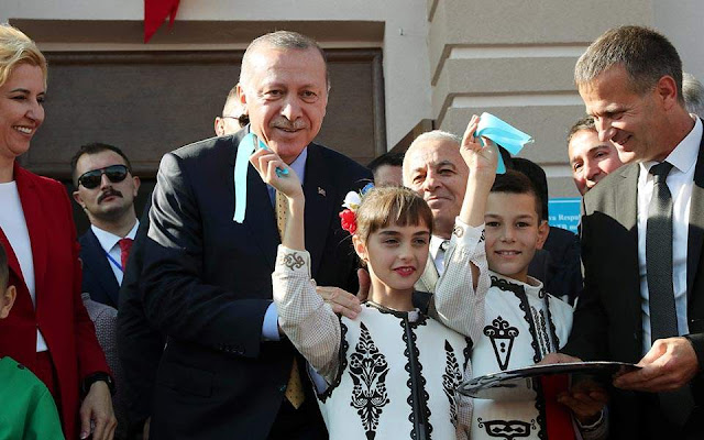 Πώς ο Eρντογάν θέλει να κερδίσει τα Βαλκάνια αλλά αποτυγχάνει